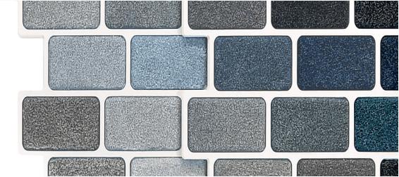 Color Brickes, Paneling Factory Of Virginia