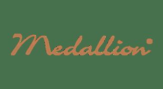 Medallion Logo, Paneling Factory Of Virginia