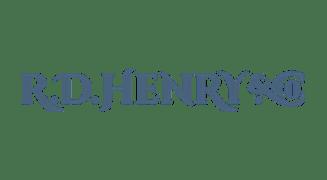 RdHenry Logo, Paneling Factory Of Virginia
