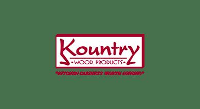 Kountry Logo, Paneling Factory Of Virginia