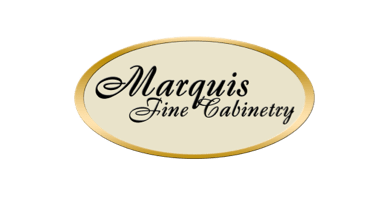 Marquis Logo, Paneling Factory Of Virginia