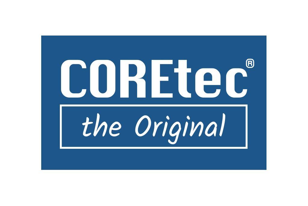 Coretec Logo 1, Paneling Factory Of Virginia