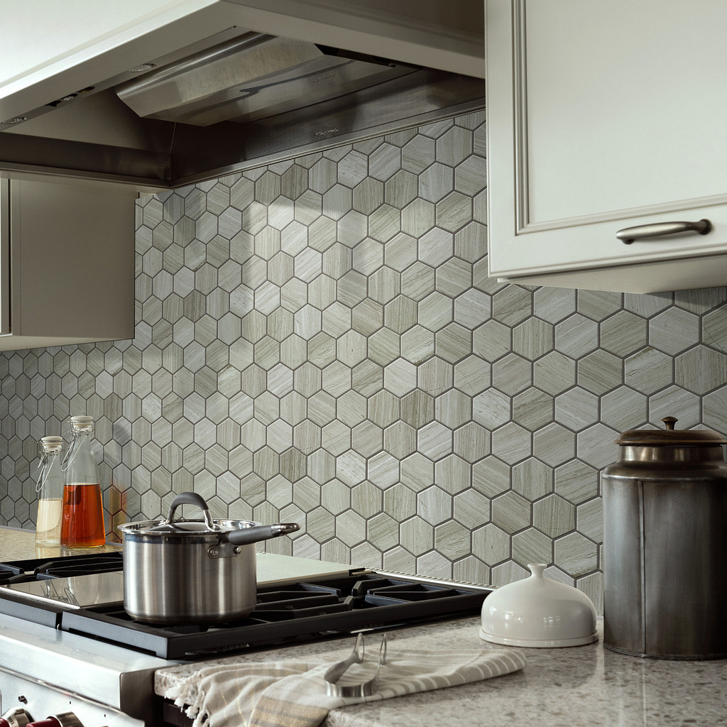 How To Use Natural Stone Kitchen, Paneling Factory Of Virginia